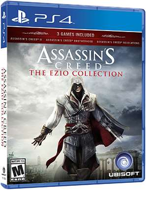 Assassin's Creed The Ezio Collection PlayStation 4