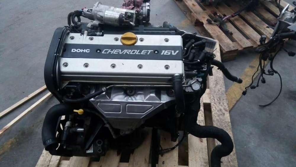 Motor vectra 2.4 16v