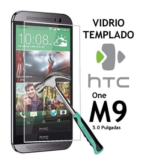 Vidrio Templado Plano Htc One M9 Rosario