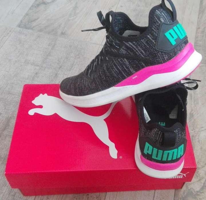 Vendo Zapatillas Puma talle 37 Impecables!!!!