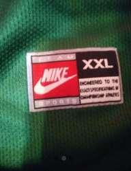 Camiseta Atenas 1996 Xxl Reliquia
