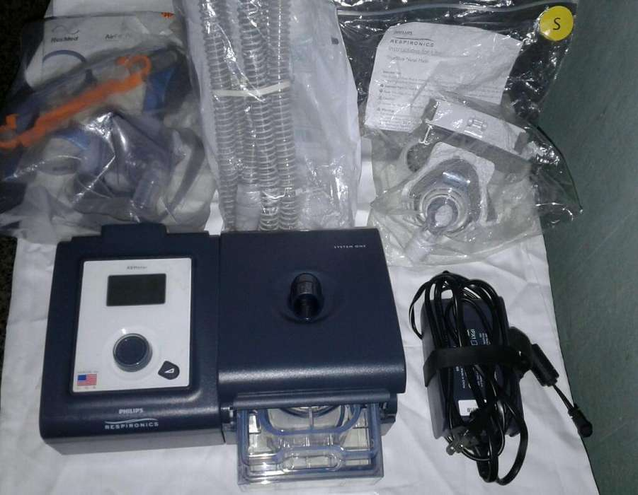 Cpap Philips Respironics System One