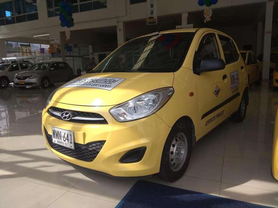 Taxi Hyundai i10 en buen estado