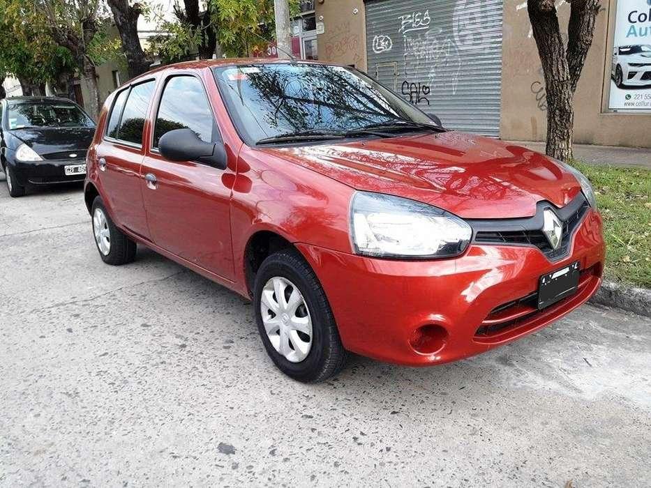 Renault Clio Mío 2014 - 60300 km