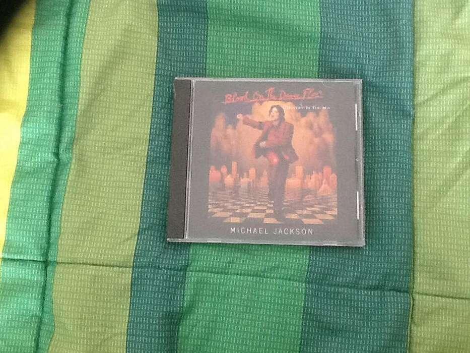 Michael Jackson Blood On The Dance Floor Original CD