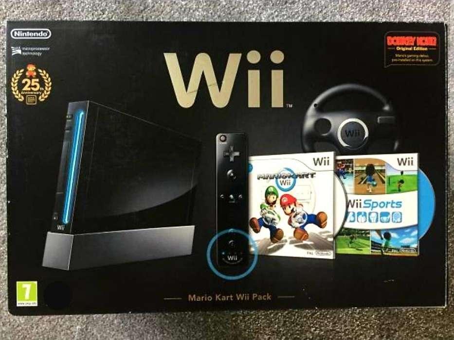 Nintendo Wii Edición Mario Kart