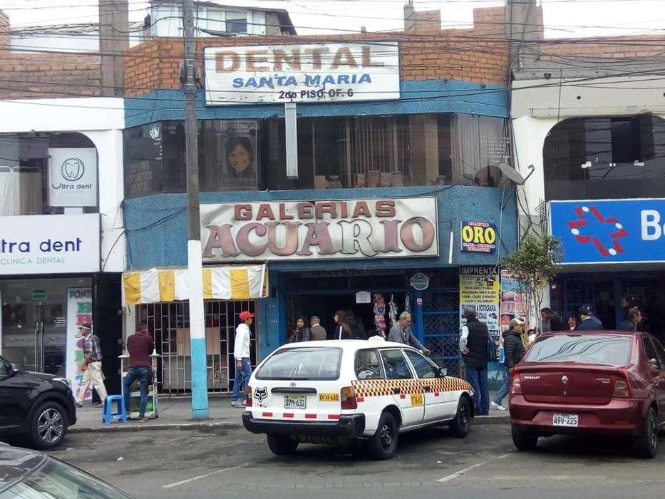 Vendo local comercial en Av Saenz Peña, Callao