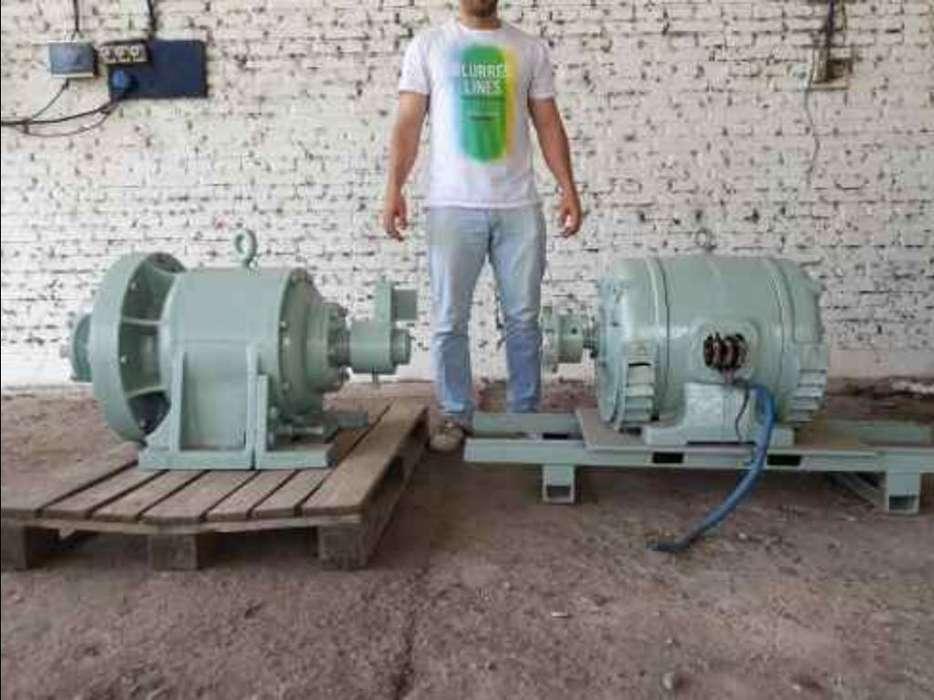 Vendo Motor Y Reductor Industrial