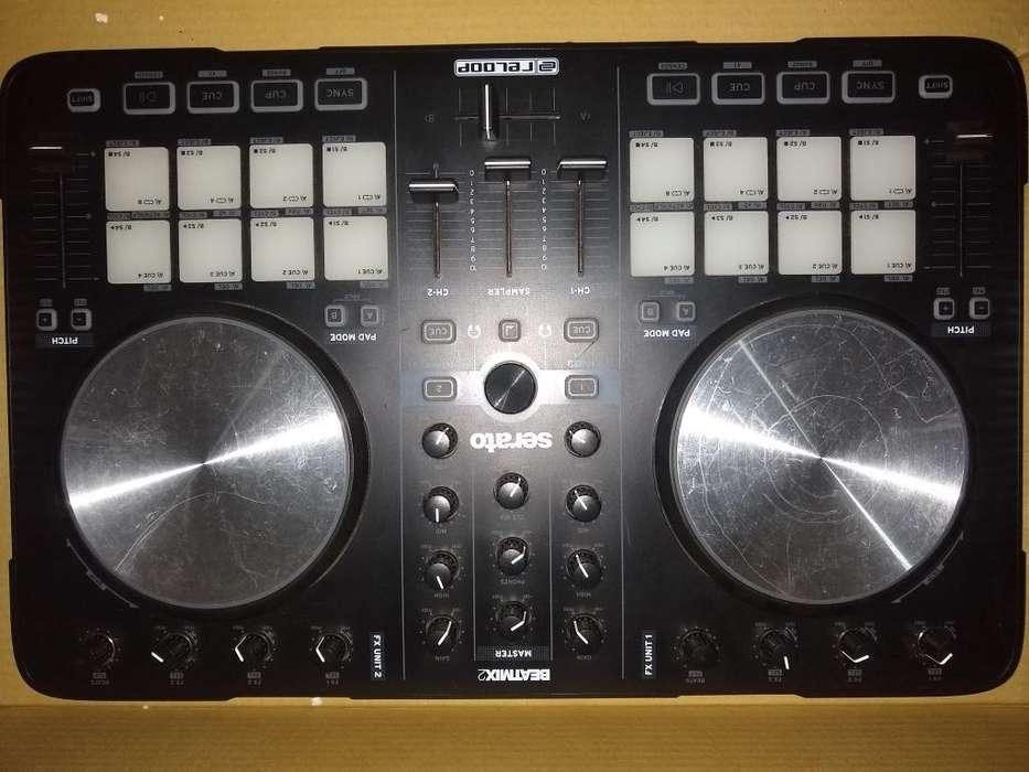 Mezclador Dj Reloop Beatmix 2 Mk2