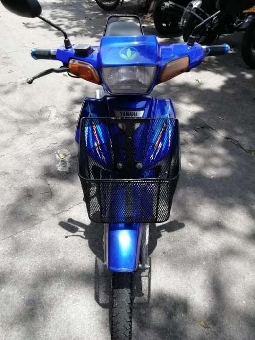 Vendo Yamaha Crypton 110 2003