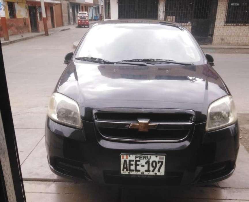 Chevrolet Aveo 2014 - 78200 km