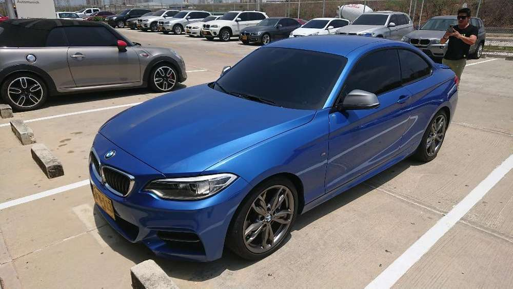 <strong>bmw</strong> M2 2016 - 31000 km