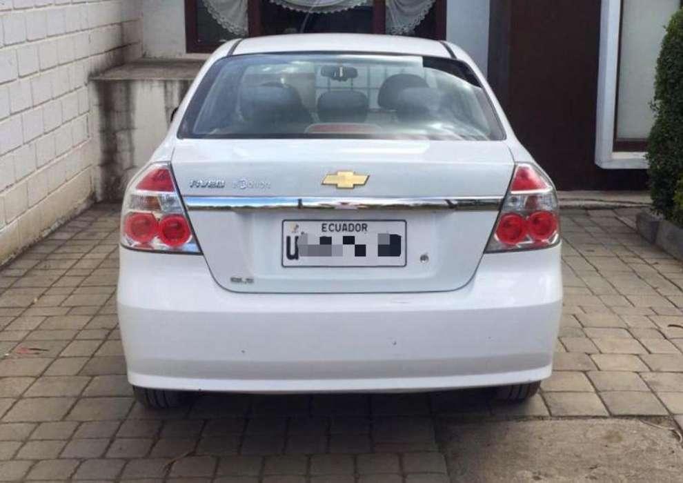 Chevrolet Aveo 2015 - 140000 km
