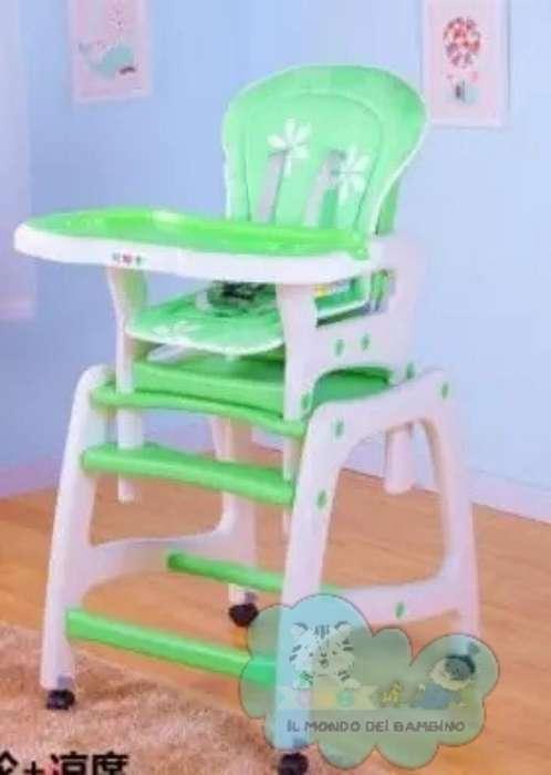 #silla de Comer Versatil