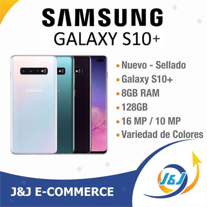 *** NUEVO PARA ESTRENAR SAMSUNG S10 PLUS 128GB / 8GB RAM 16MP/10MP SM-G975F/DS ***