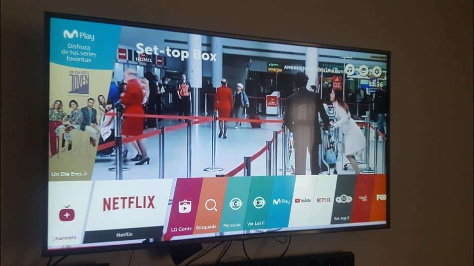 vendo TV 52 PULGADAS SMART TV LG