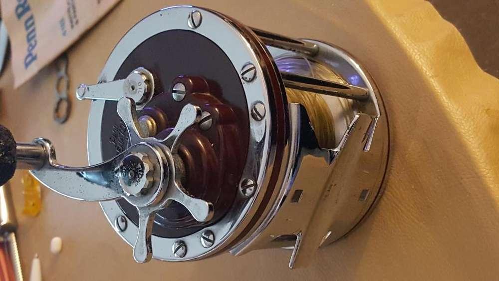 REEL PENN SENATOR 114 Made in USA