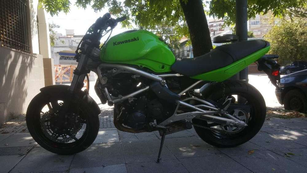 Descripción <strong>kawasaki</strong> Ninja 650 R Titula
