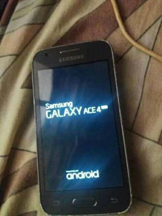 Vendo Celular Galaxy Ace 4