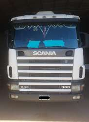 SCANIA 114 – 360 HP AÑO 1999
