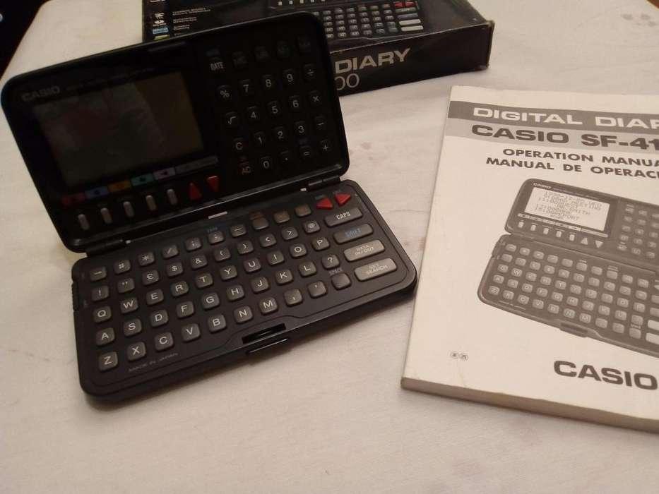 <strong>agenda</strong> Calculadora Casio