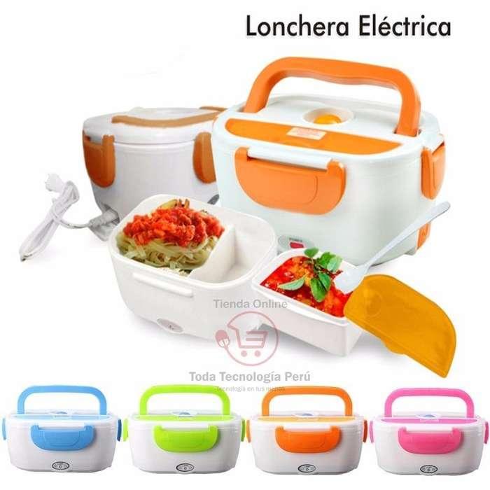 Lonchera Electrica Porta Comida Original Siempre Su comida Caliente Para Oficinistas escolares ETc TEL 3117512739
