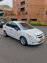 Vencambio Chevrolet Sail Lt Refull 2013