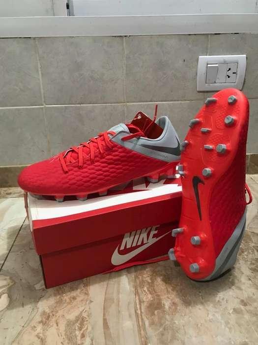 Botines Nike Hypervenom