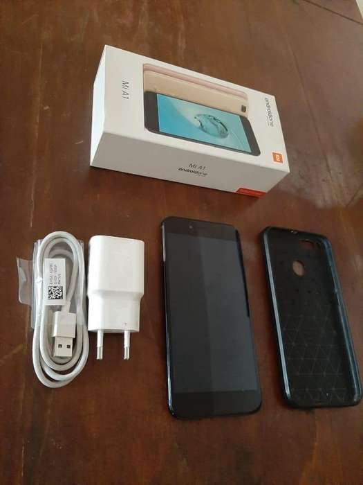 Xiaomi Mi A1 Funda ,Color negro