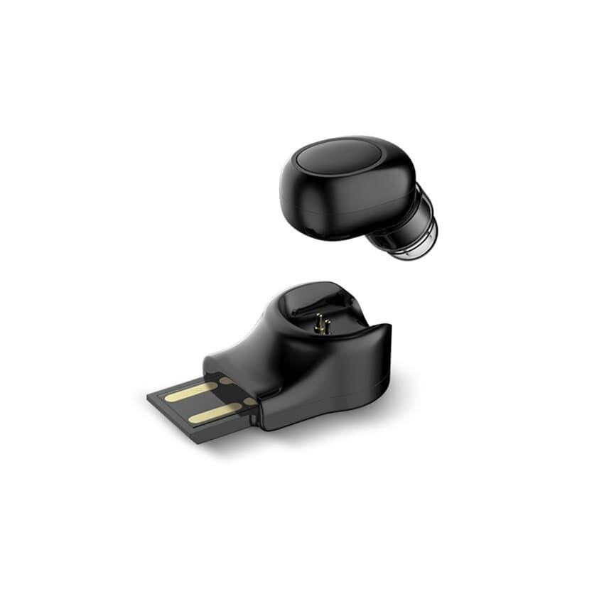 Audífono Bluetooth Magnético Inalámbrico Auricular Micrófono
