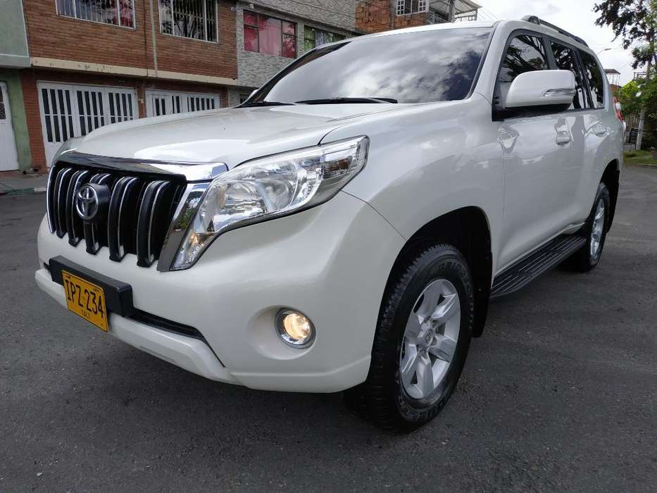 Toyota Prado 2016 - 44000 km