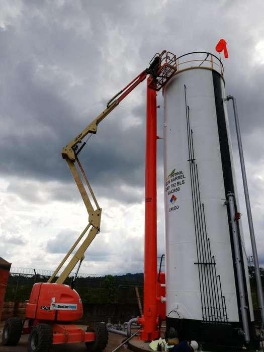 Manlift 450AJ - 2012
