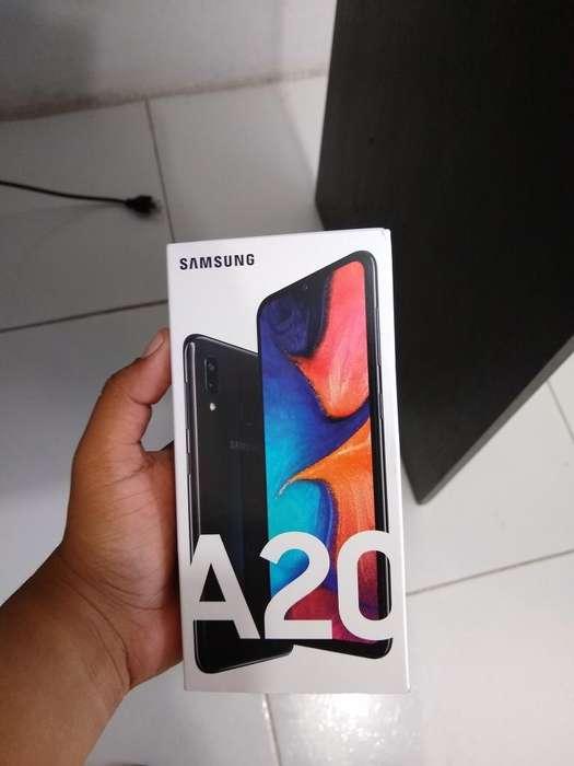 Samsung A20( Nuevo )