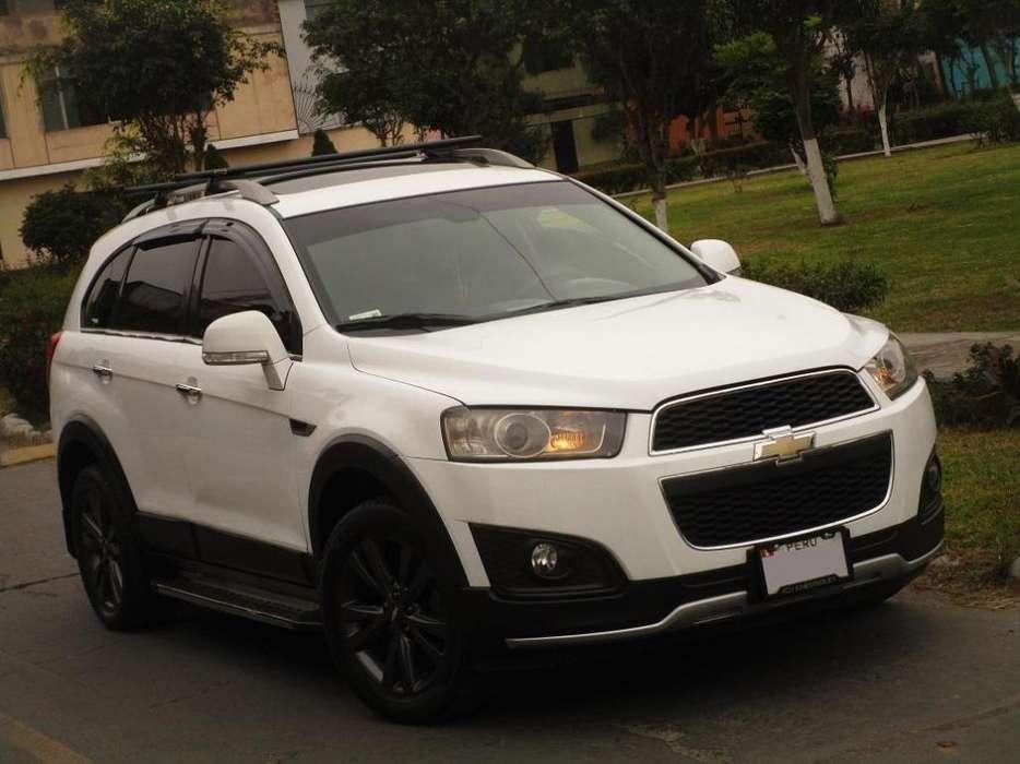 Chevrolet Otro 2014 - 63900 km