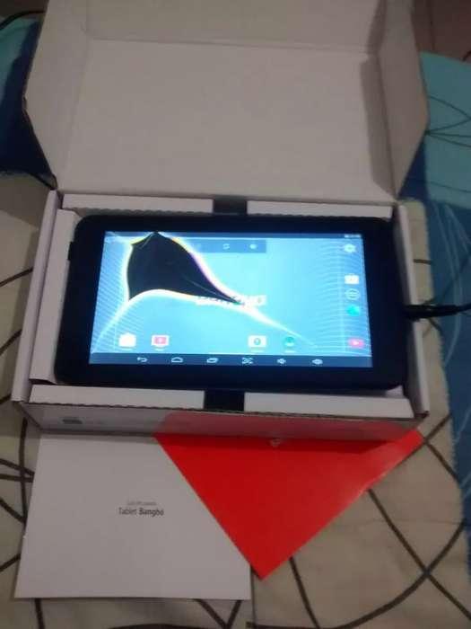 Tablet Bangho Aero J01 Intel Atom 8gb 7'' Dualcam P/ Revisar