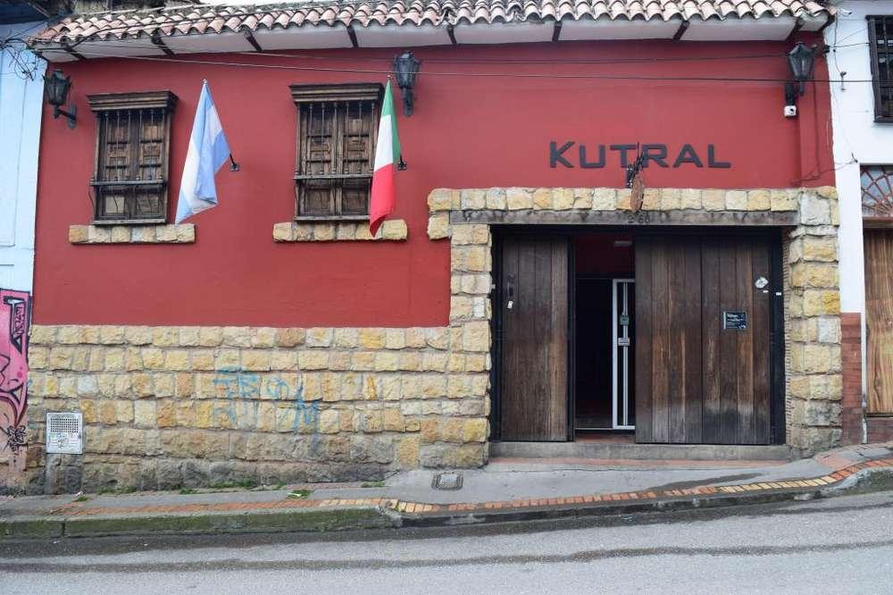 Restaurante Argentino 100 acreditado precio negociable