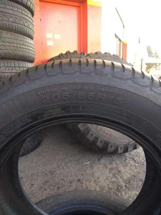 <strong>neumatico</strong> 205/65 r15 Goodyear usado