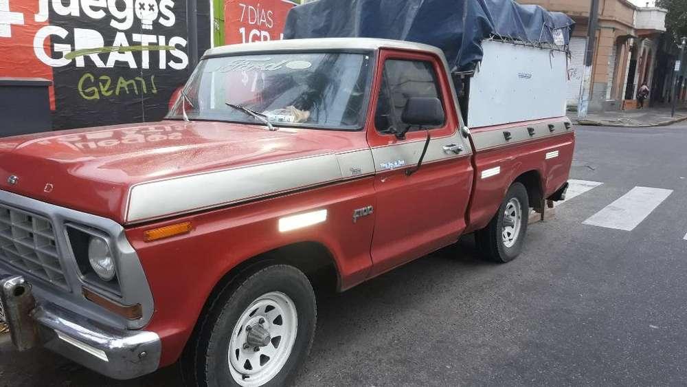 Ford F100 Md 1979 Papeles Al Dia
