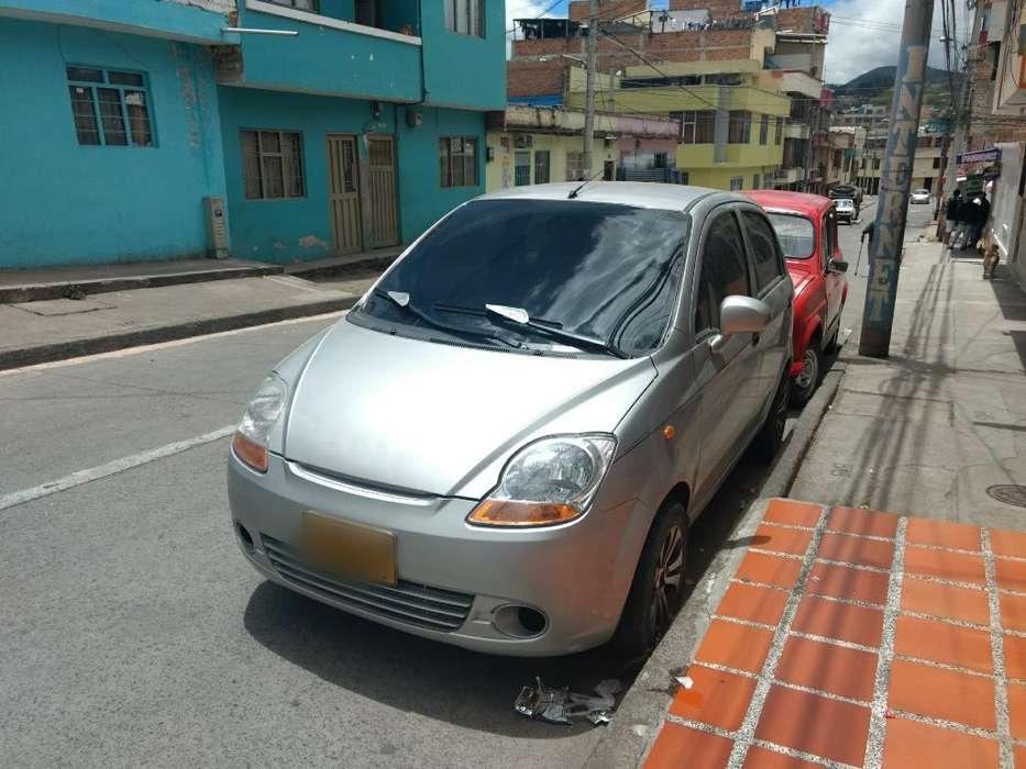 Chevrolet Spark 2008 - 84000 km