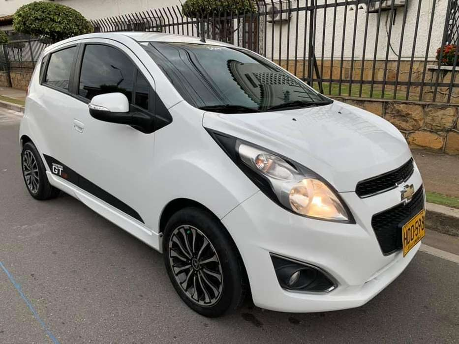 <strong>chevrolet</strong> Spark GT 2014 - 79900 km