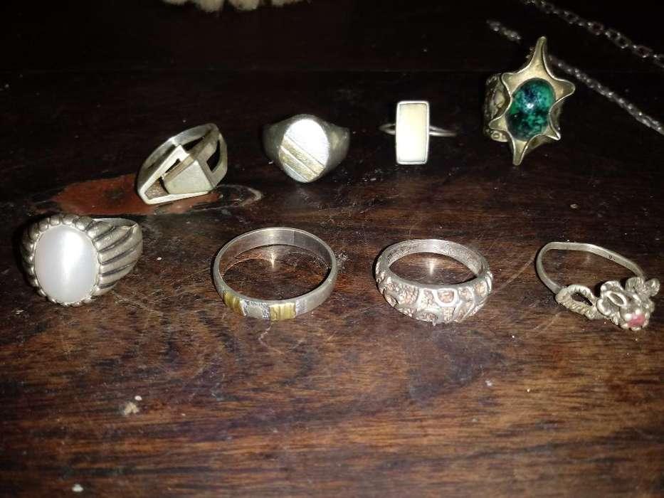 8819ca4362da Anillo de plata  Relojes - Joyas - Accesorios en Capital Federal y ...