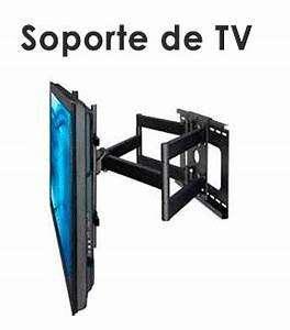 TV SOPORTES LED LCD PLASMA GARANTIZADOS