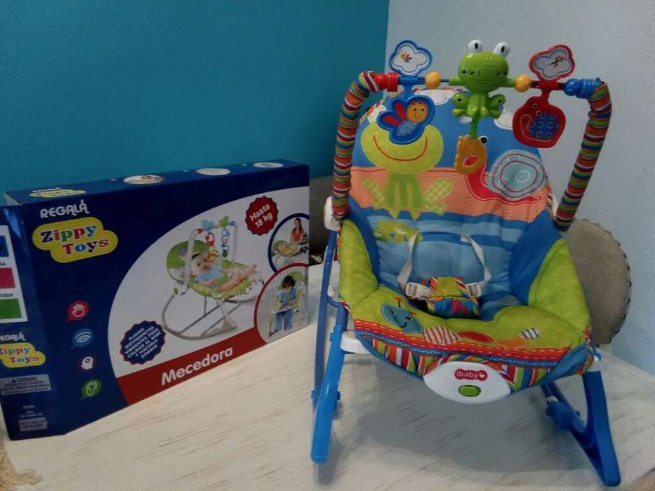 Silla Mecedora Zippy Toys