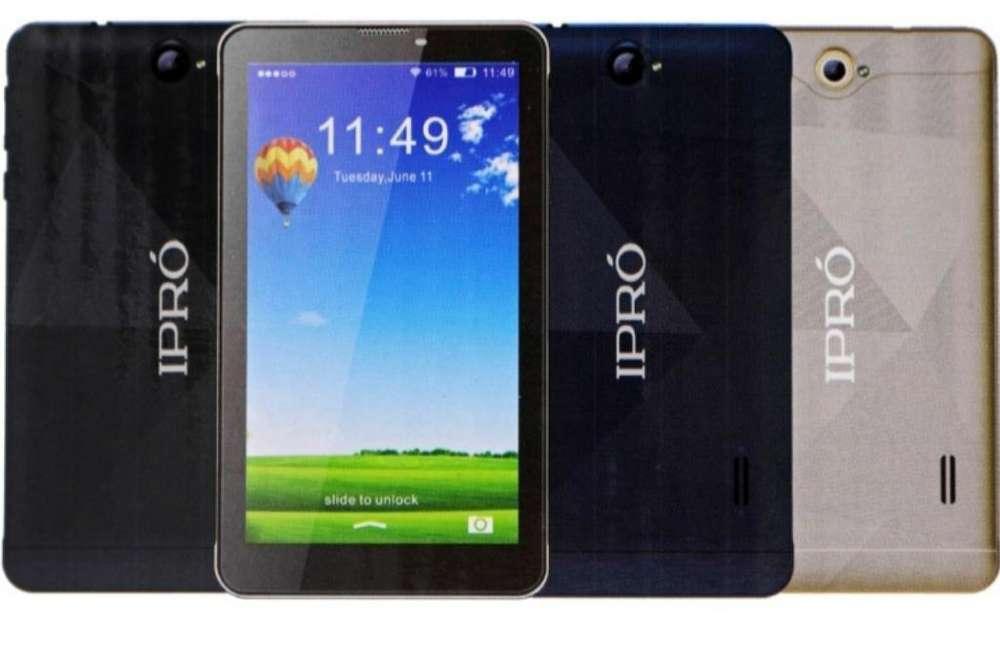 PROMOCION TABLET CELULAR DE SIM CARD NUEVA ANDROID 8 GO 8GB RAM 1GB PEREIRA
