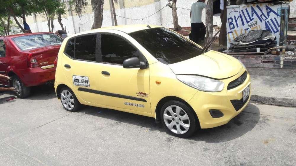 Hyundai I10 Taxi 2013, Eportunidad