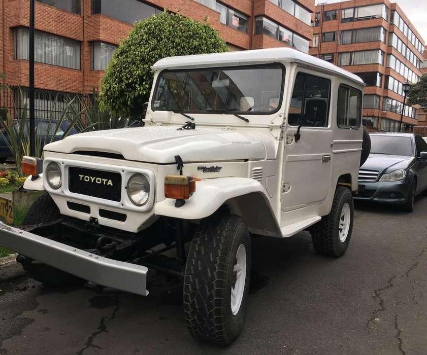 Toyota FJ 1981 - 173000 km