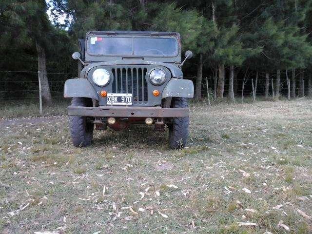 JEEP Otro 1958 - 200000 km
