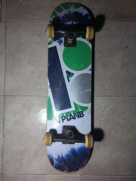 Skate plan b completo