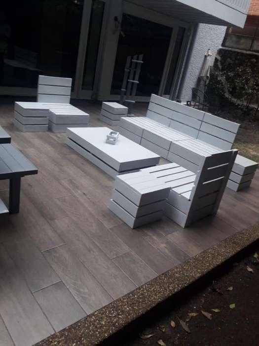 Muebles para Salas. Patios Y Terrazas .