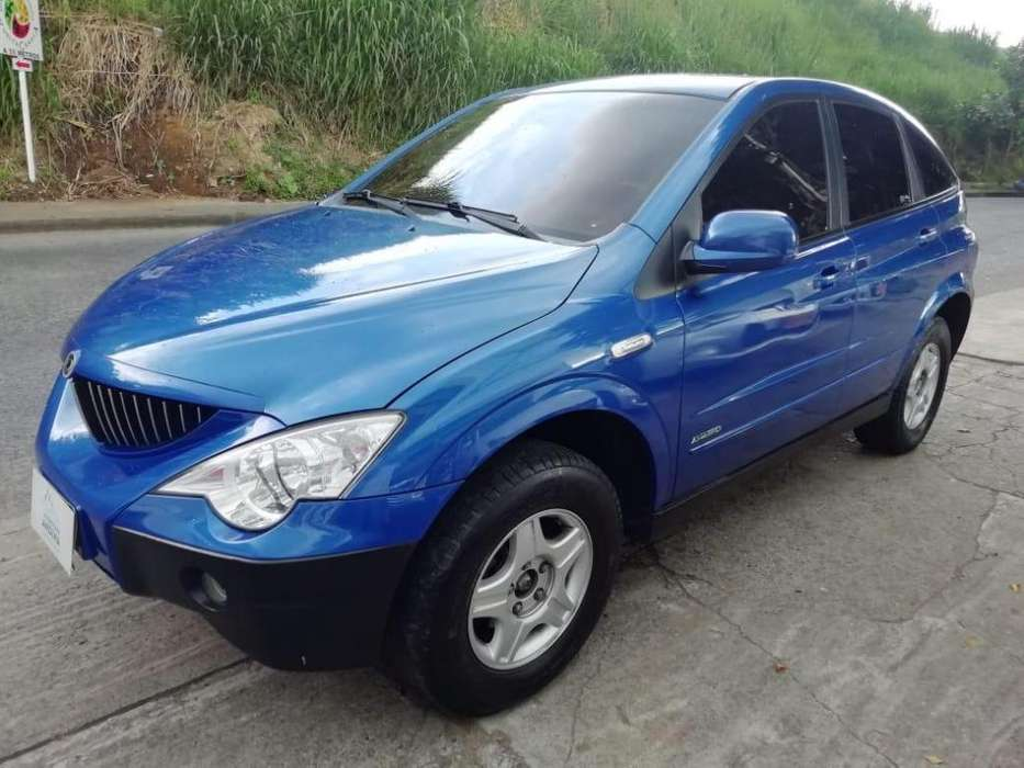 Ssangyong Actyon 2011 - 156000 km